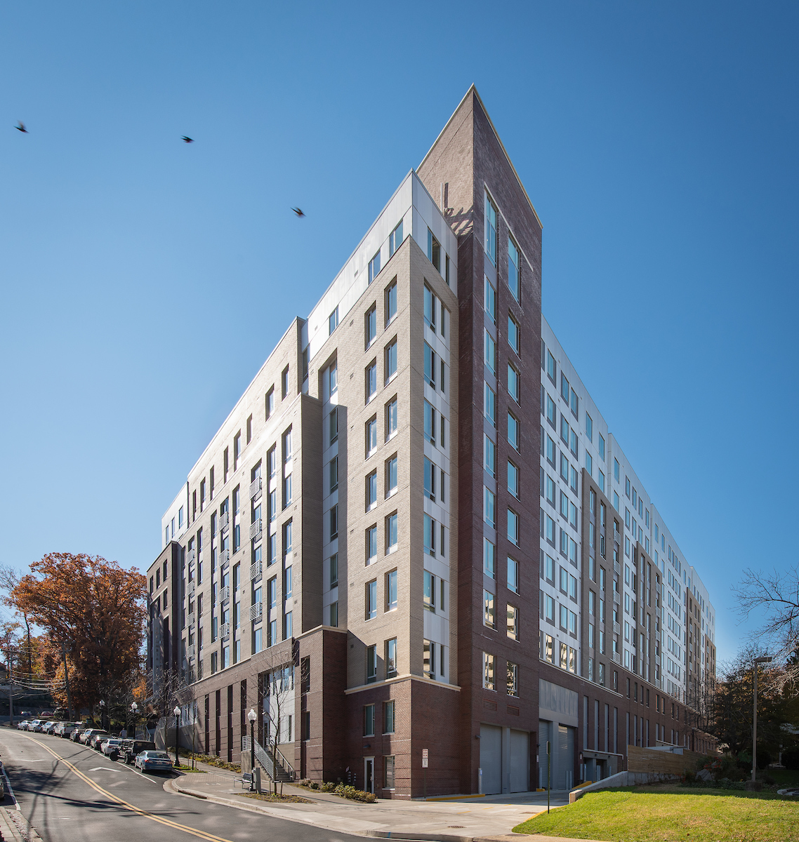 One Of The First Projects To Be Developed Under Arlington County S Award Winning Columbia Pike Neighborhoods Plan